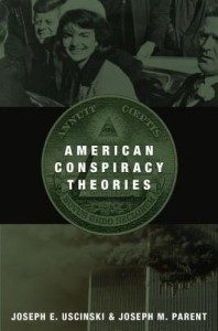 American Conspiracy Theories cover