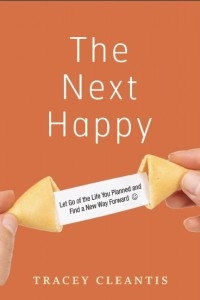 The Next Happy by Tracey Cleantis
