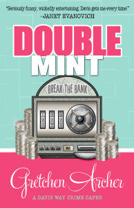 Double Mint by Gretchen Archer
