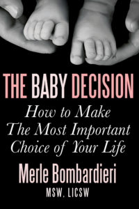 The Baby Decision by Merle Bombardieri