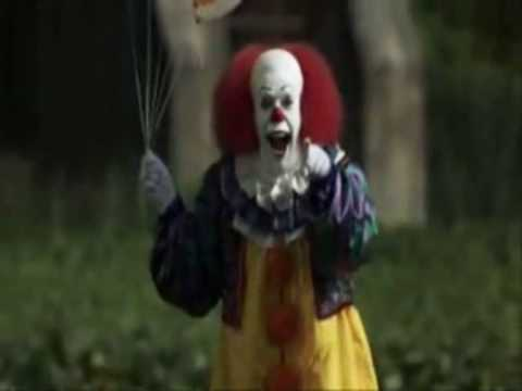 Pennywise IT publicity stunt