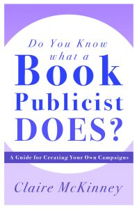 Looking for a Book Publicist or Publishing House? Get to know more about what they do with this new book!