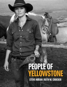 People of Yellowstone by Steve Horan, Ruth W. Crocker