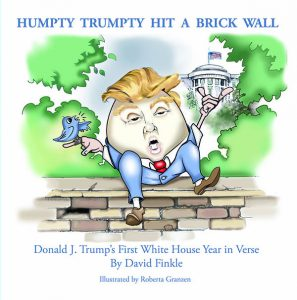 Humpty Trumpty Hit a Brick Wall by David Finkle