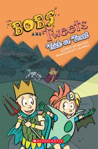Bobs and Tweets: Trick or Tweet by Pepper Springfield
