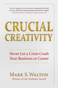 Crucial Creativity by Mark Walton