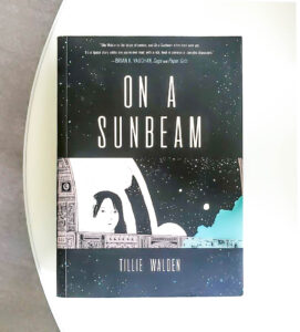 Book review on a sunbeam
