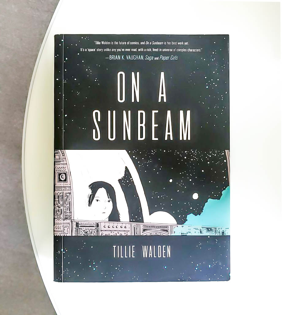 Book Review: On a Sunbeam